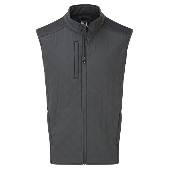 Gilet FJ Fleece Quilted