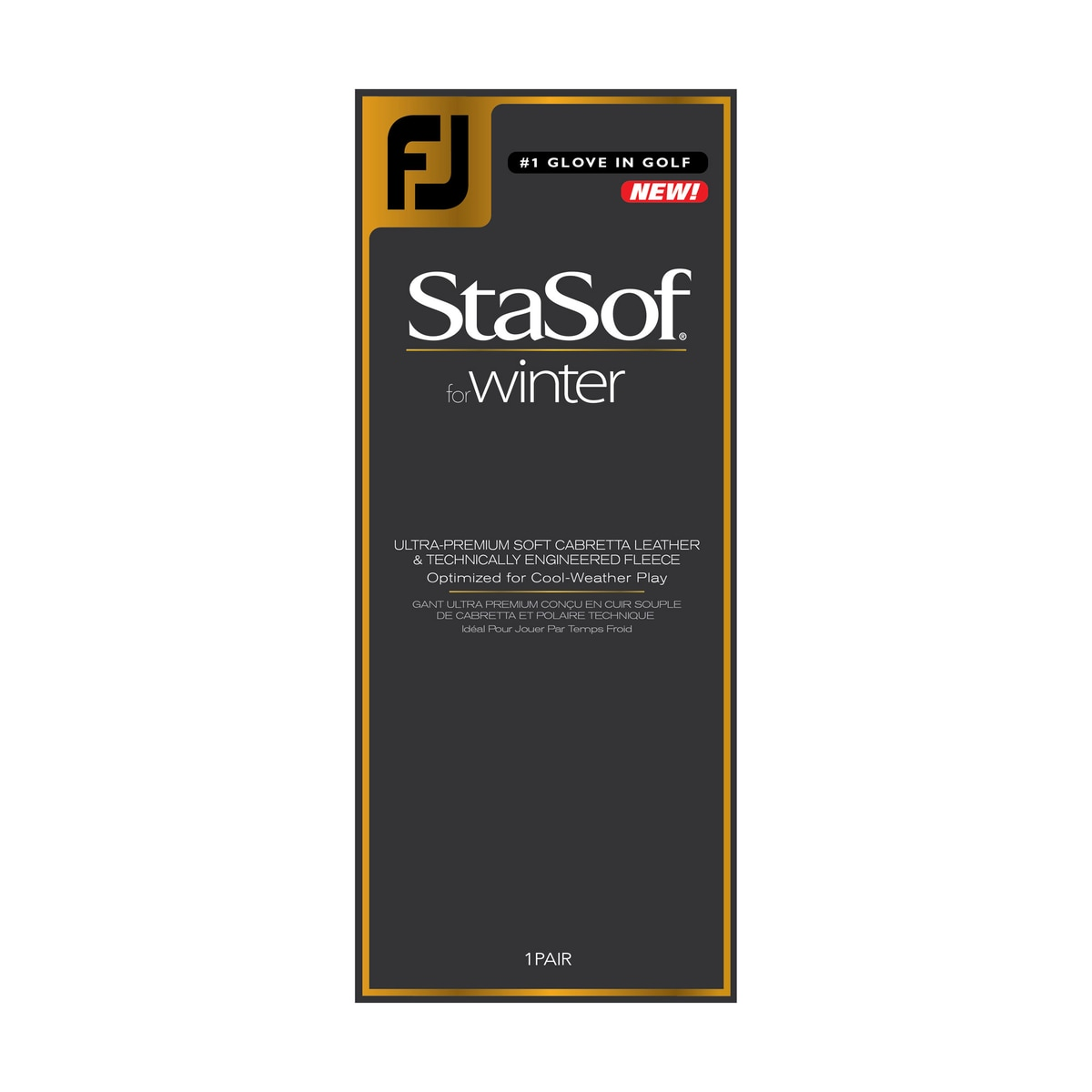 StaSof Winter Pair
