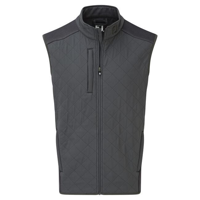 Gilet FJ Fleece Quilted