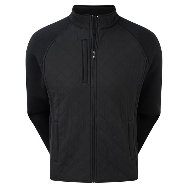 FJ Fleece Steppjacke