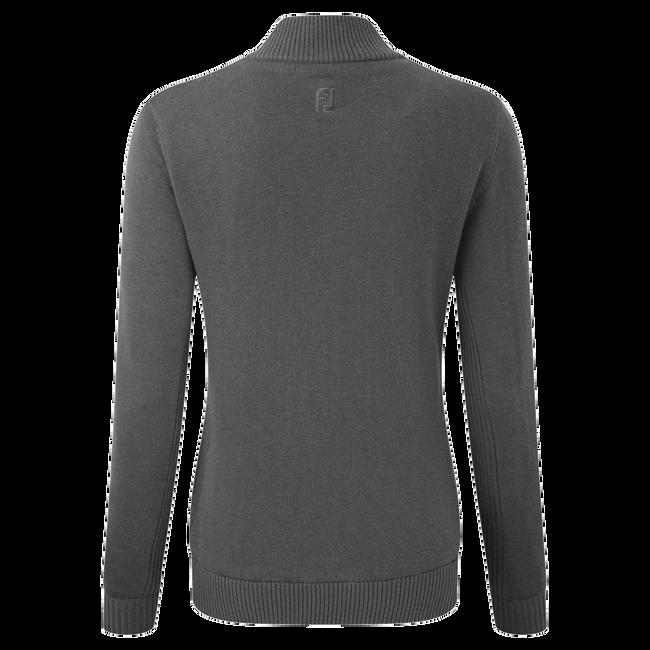 Pullover Laine doublé Full-Zip