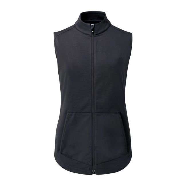 Full-Zip Brushed ChillOut Vest Damen