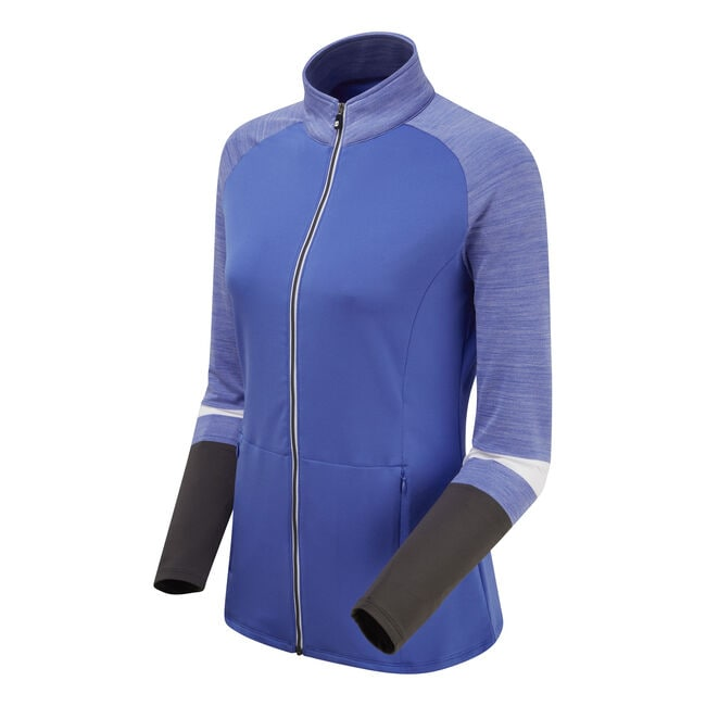 Women's Full-Zip French Terry Chill Out