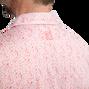 Polo fil d'Ecosse imprimé pâquerette