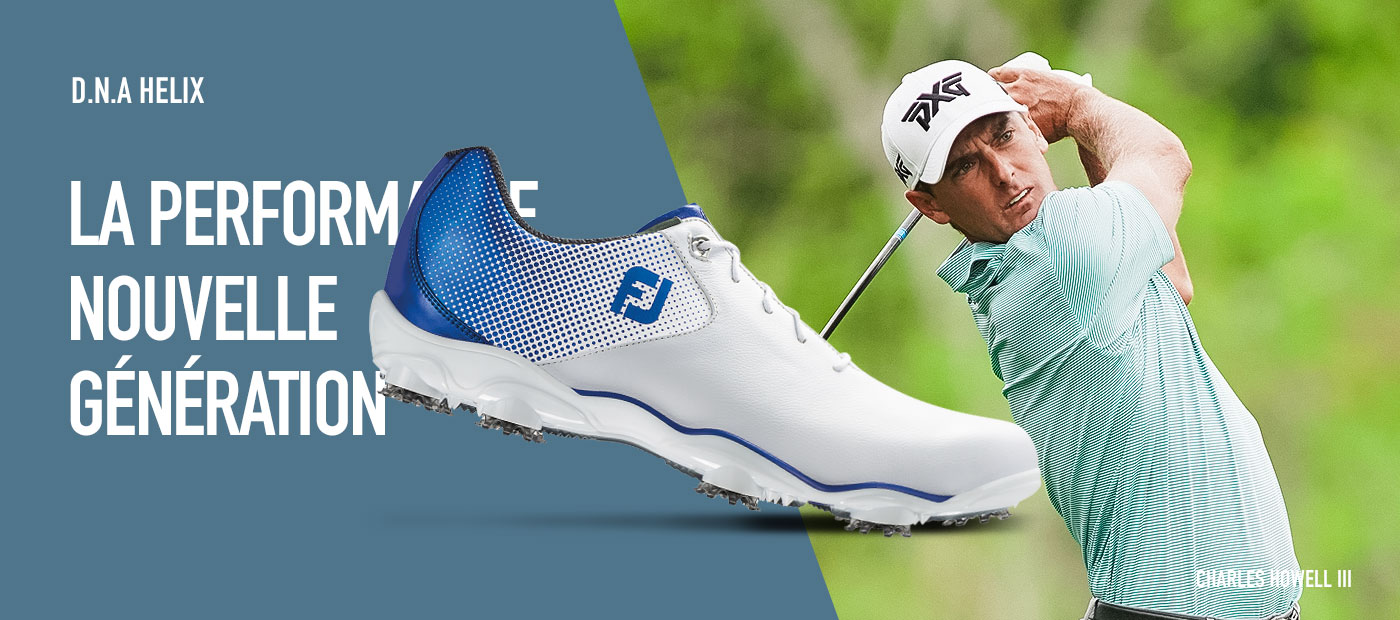 FootJoy Tour Leadership D.N.A. Helix Golf Shoes