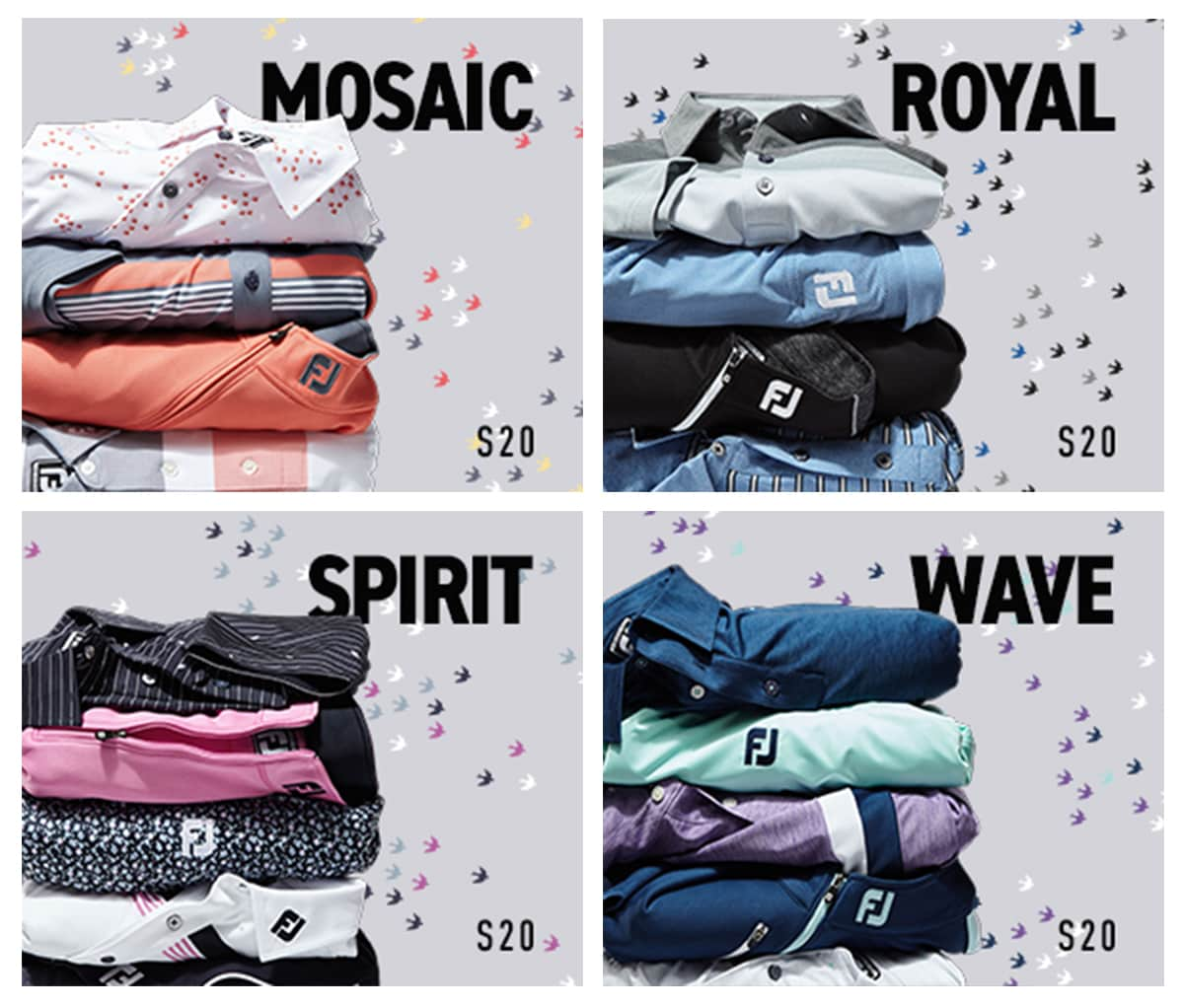 FootJoy Golf Apparel for Men