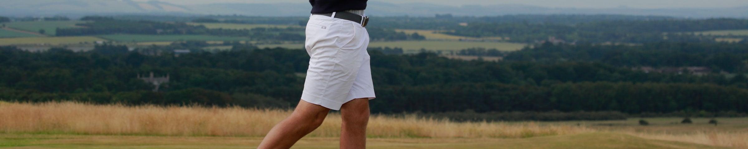 Shorts de Golf Hommes