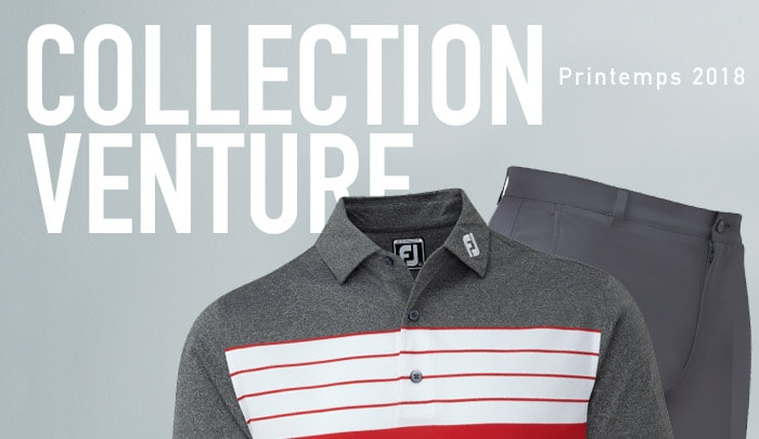 Venture Collection Spring 2018 Golf Clothing