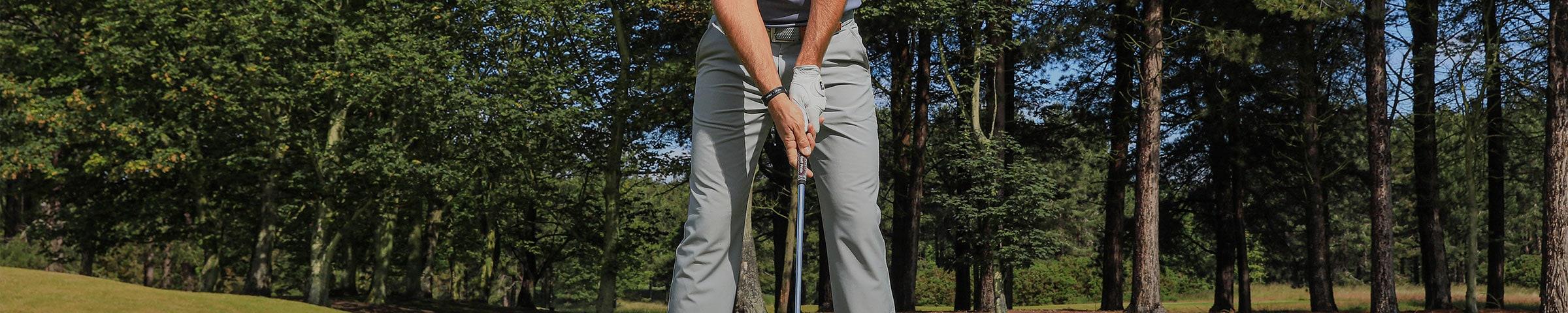 Pantalons de Golf Hommes